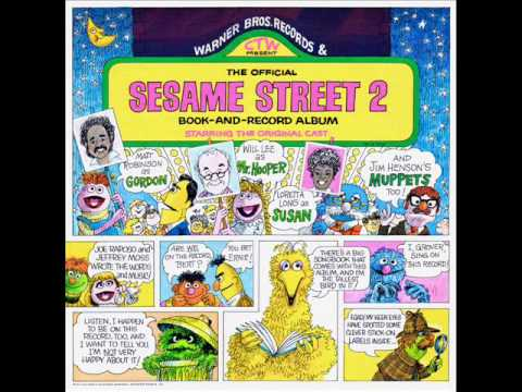 Sesame Street - Picture A World
