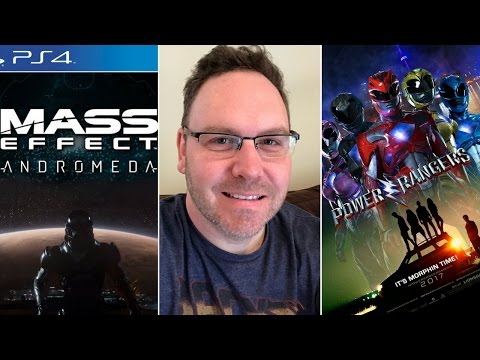 Reviews Mass Effect Andromeda + Power Rangers Movie COTV Newsjacking 3-20-17