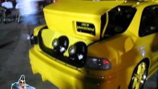 Cele mai tari masini din Romania.wmv