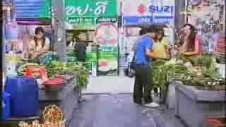 เรื่องสั้นตลาดสด ตอน6 ผักปลอดสารพิษ