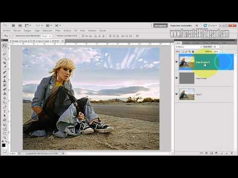 tutorial photoshop truco para fotografias
