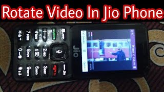 How to rotate video in jio phone mp4 hd video wapwon trick 2018 how to rotate video screen in jio phone ccuart Choice Image