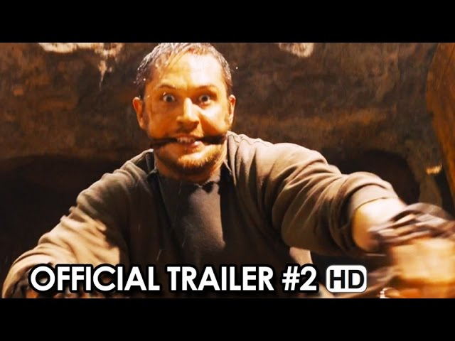 Mad Max: Fury Road Official Trailer #2 (2015) - Tom Hardy, Charlize Theron HD