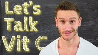 Vitamin C is NO JOKE!