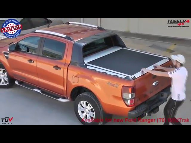Ford Ranger 4x4 2014 Modified Ford Ranger Wildtrak 2014