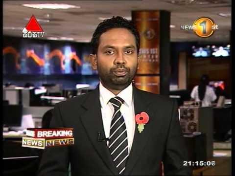 Breaking News -  Ven  Madulewawe Sobitha Thera Airport update  (08112015)