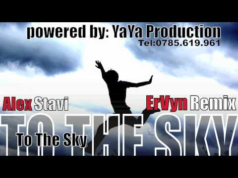 Sonerie telefon » To The Sky – ErVyn Remix (Alex Stavi – To the sky Original Edit)