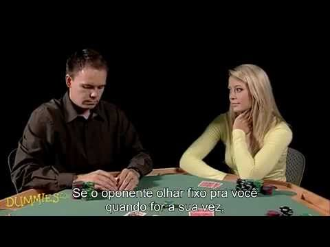Linguagem Corporal no Poker Para Leigos