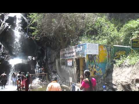 Courtallam Five Falls