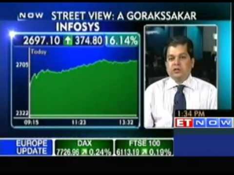 See 10-15% upside in Infosys : Avinnash Gorakssakar