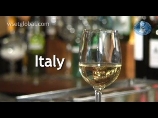 WSET 3 Minute Wine School - Italy, presented by Tim Atkin MW