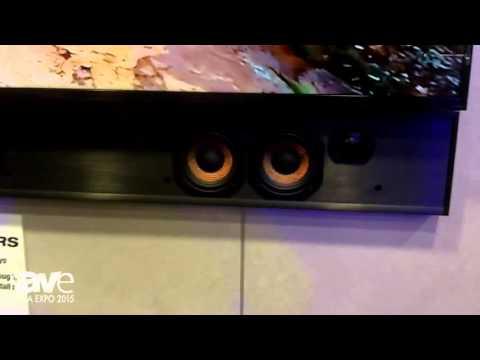 CEDIA 2015: TruAudio Demos its Custom Width LCR Soundbar with Front Termination Access