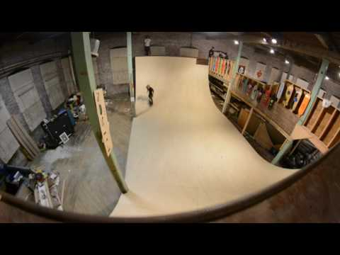 Zion Michael O'Friel and Friends at Tacoma Ramp...