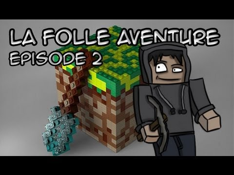 La folle aventure de la KoD sur Minecraft | Episode 2