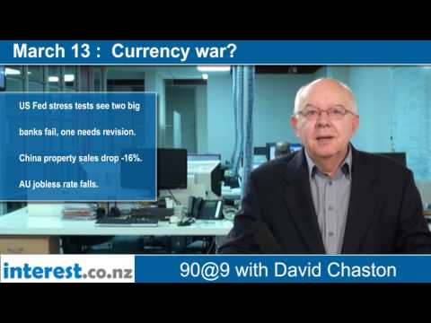 90 seconds @ 9am: Currency war?