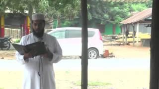 2016 ঈদুল আযহার খুদবা বক্তা রিয়াজুল ইসলাম 01791010811