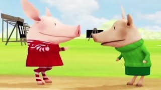 Olivia the Pig | Olivias Twin| Olivia Full Episodes | Kids Cartoon | Videos For Kids