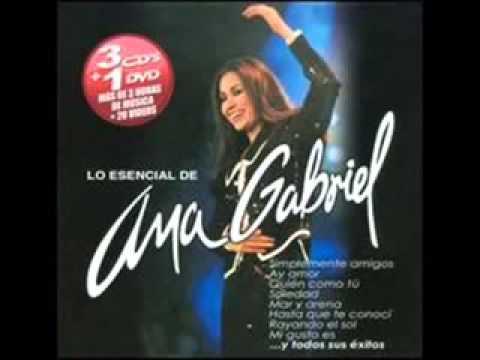 ANA GABRIEL   60 GRANDES EXITOS   LO ESENCIAL DE ANA GABRIEL   MIX