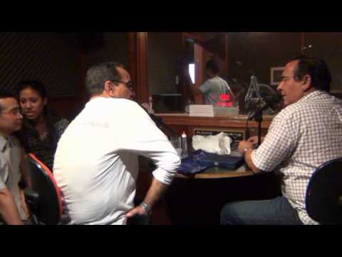 2012 Brazil Radio Interview with Dr. Johann Kim