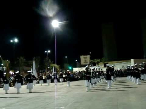 Encuentro Nacional de Bandas de Guerra y Escoltas  en Torreón Coahuila febrero 2013