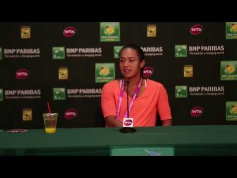 Heather Watson Third Round Press Conference