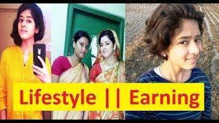 Rani Rashmoni Serial Actress Lifestyle || Earning || House|| Actress Ditipriya Roy Lifestyle