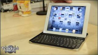 Review: Logitech Keyboard Case by Zagg for iPad 2
