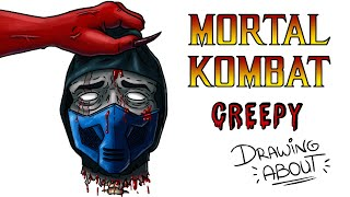 MORTAL KOMBAT | Draw My Life