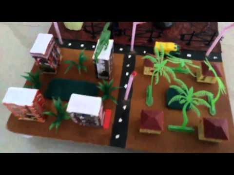 TSunami with Power Generation  -  Science Projects