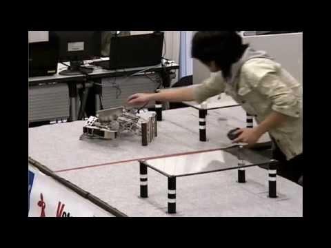 ヒト型レスコン2014 ファイナルミッション USTREAM版