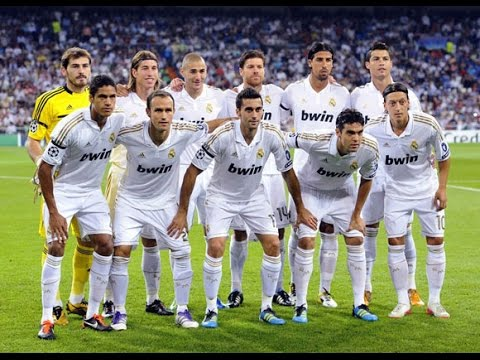 Time Real Madrid Real Madrid All Time Record