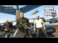 FAST & FURIOUS 8: THE FATE OF THE FURIOUS!! (GTA 5 Mods) MP3