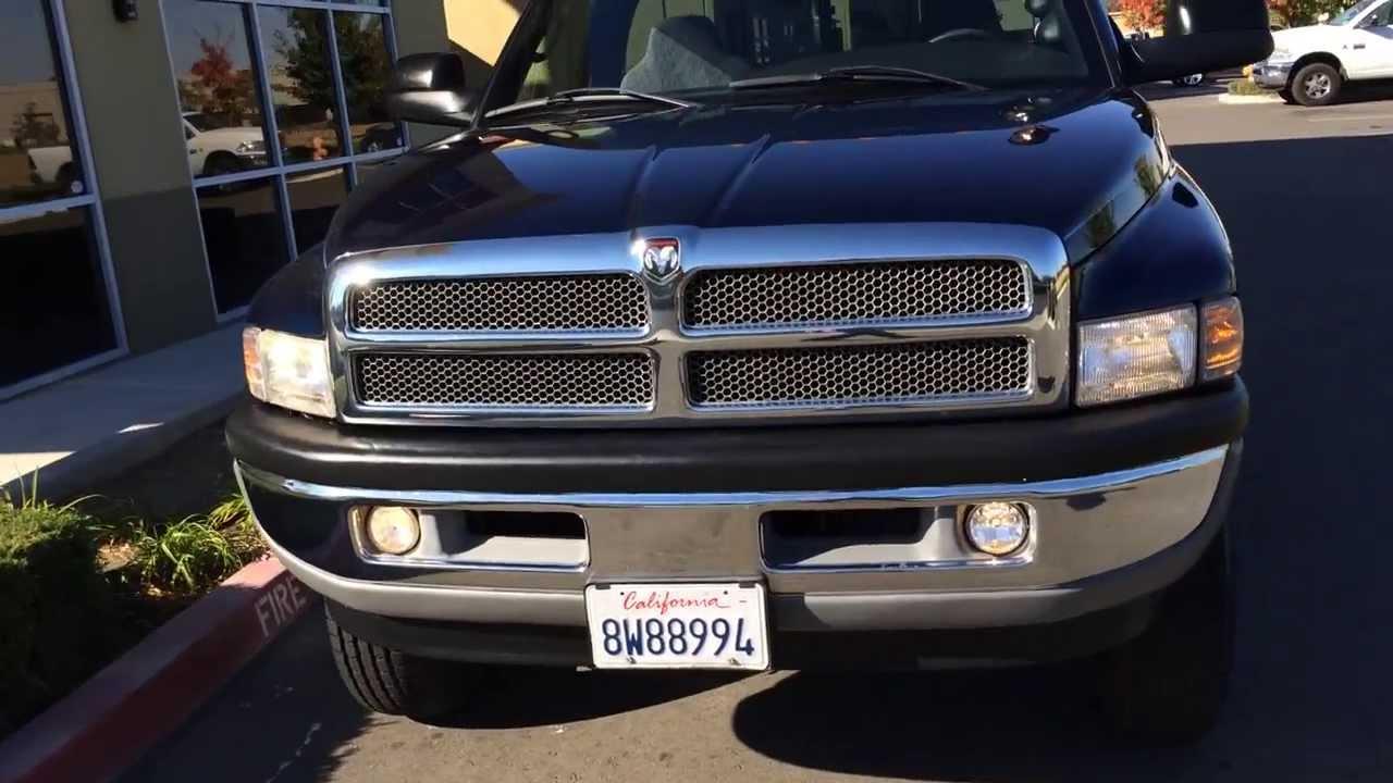 For Sale    2001 Dodge Cummins 4x4 Dually Single Cab