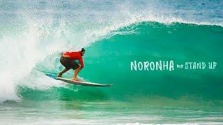 SUP em Noronha