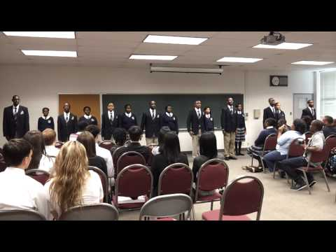 Victory Christian Academy Choric Speaking - 03/19/2012