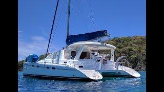Leopard 43 Catamaran For Sale - Full Walk Through