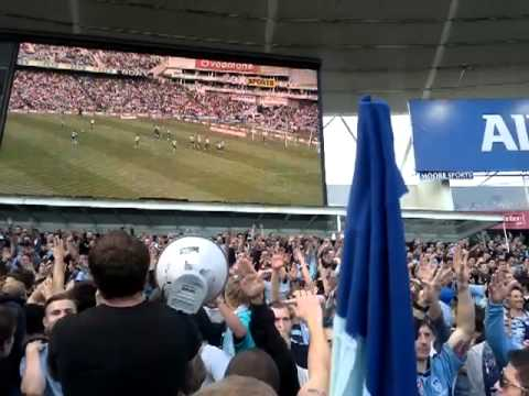 Del piero's first goal for Sydney FC