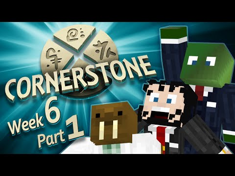 Minecraft Cornerstone - Birch Please (Week 6 Part 1)