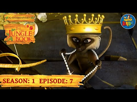 The Jungle Book Cartoon Show Full HD - Season 1 Episode 7 -...