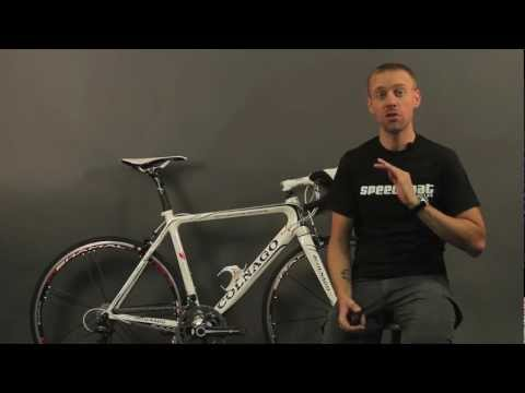 Speedgoat Reviews the Colnago M10