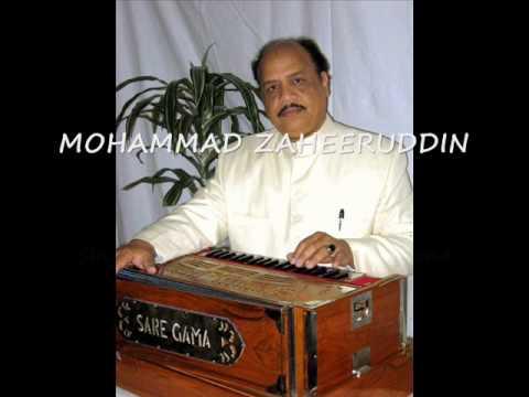 Chaman Roye - Ghazals - Mohammad Zaheeruddin - Zaheer