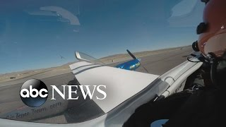 Download Air Racing Pilots Narrowly Avoid Serious Injury in Runway Accident 3Gp Mp4