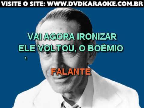 Nelson Gonçalves   A Volta Do Boêmio
