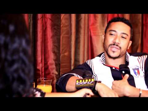 Golden Icons - Majid Michel Talks GIAMA Awards Coming October 2012