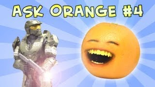 Annoying Orange - Ask Orange #4: Master Chef!