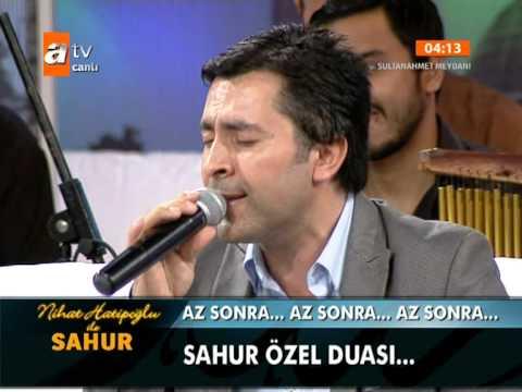 Abdurrahman Önül - Ay Yüzlü Peygamberim { Sahur Özel } 08.08.2012
