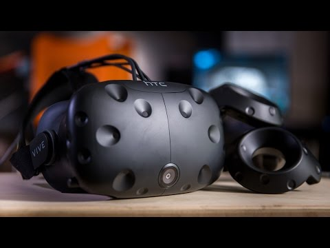 Tested: HTC Vive Review