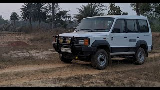 Tata Sumo 4X4 | 4WD SUV | Offroad | Tata Sumo 4 Wheel Drive | Electronic shift-on-fly technology.