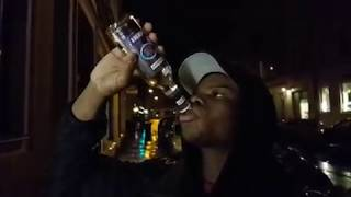 Hector Panzer ext Vodkaflasche!