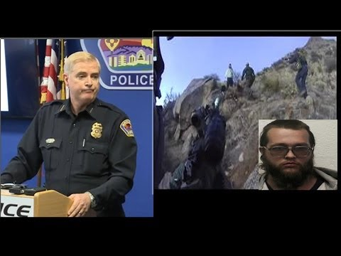 Albuquerque Police Execute Homeless Man For Camping video